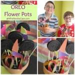 OREO Flower Pots
