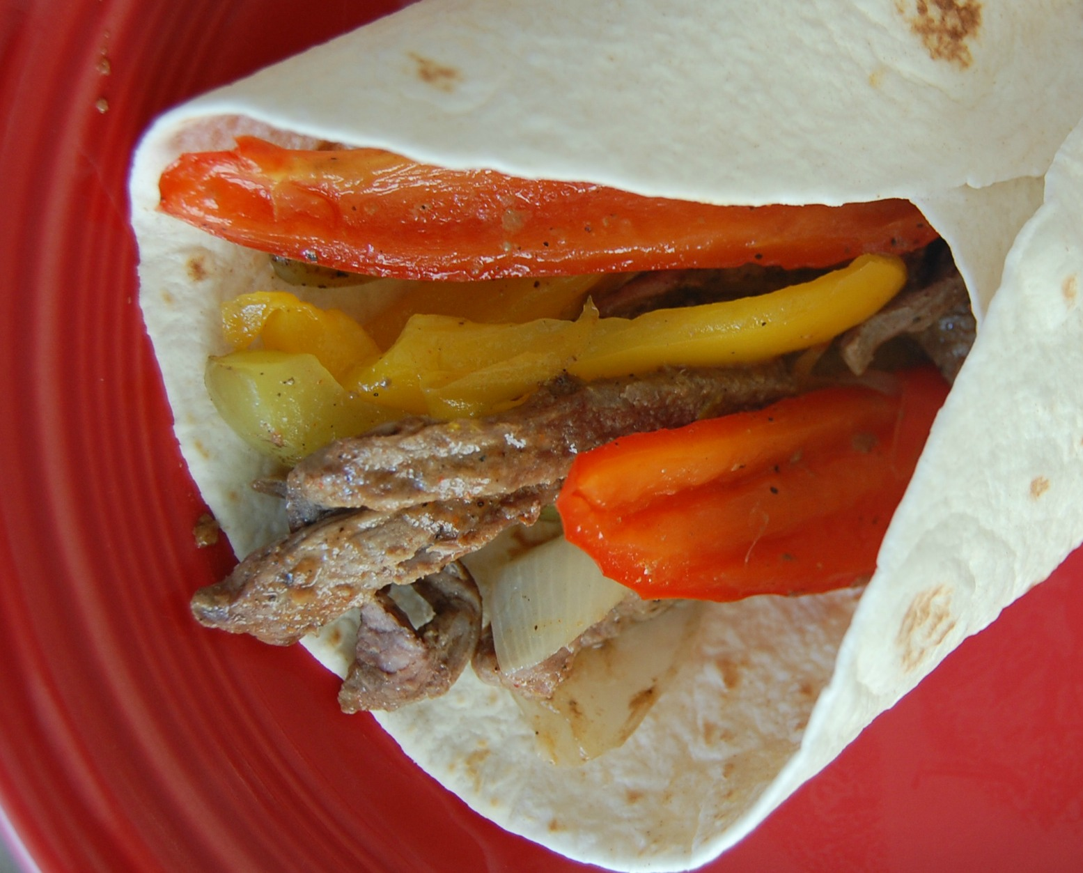 Slow Cooker Fajitas 4