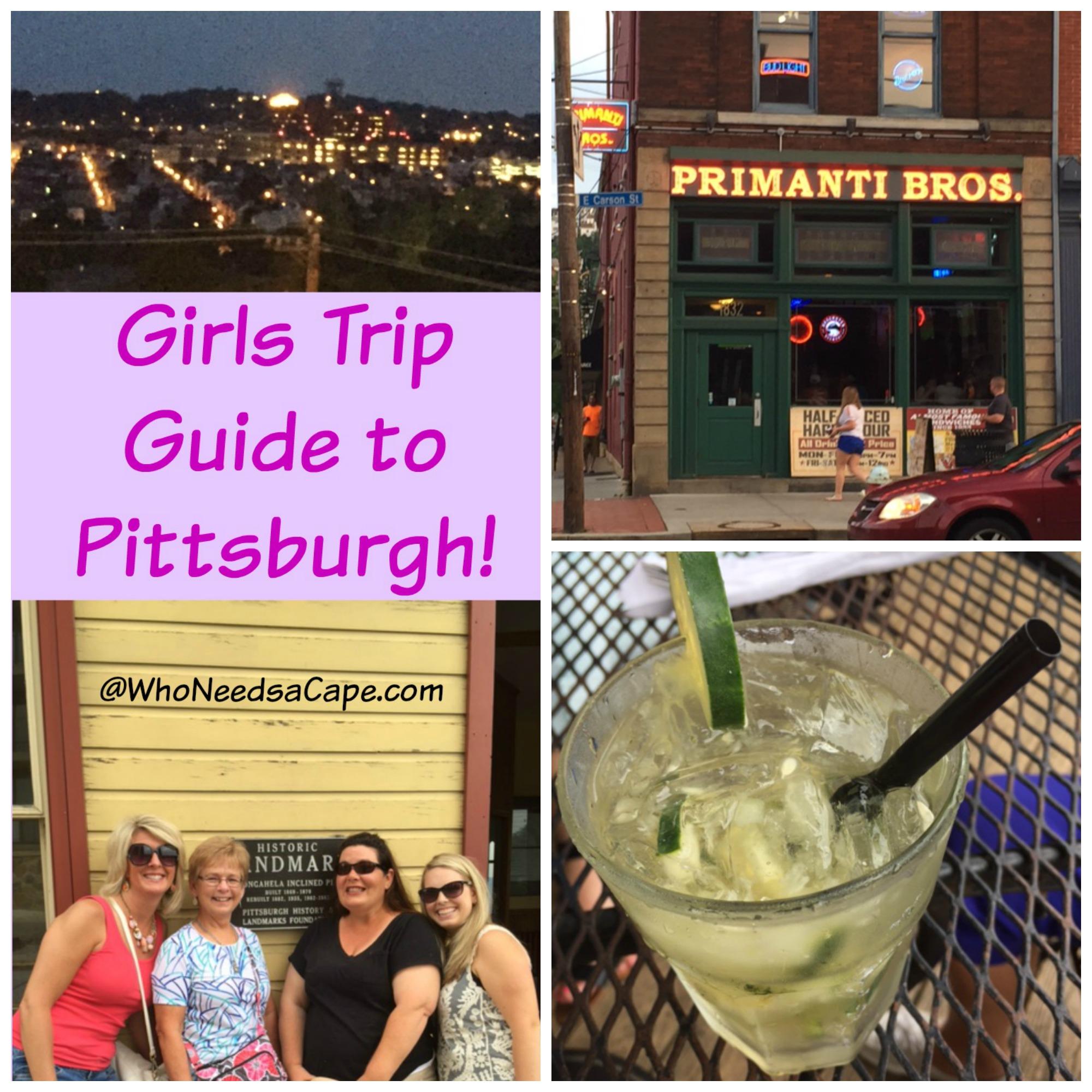 Girls Trip Pittsburgh Square
