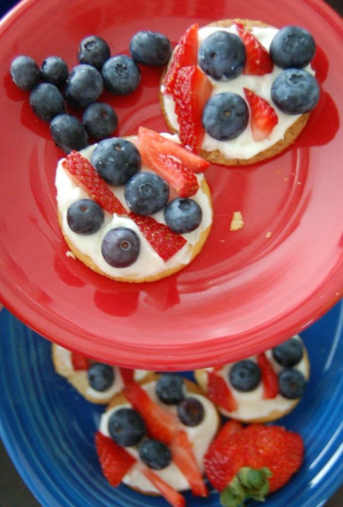 Red White and Blue Bites
