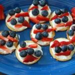Red White & Blue Bites