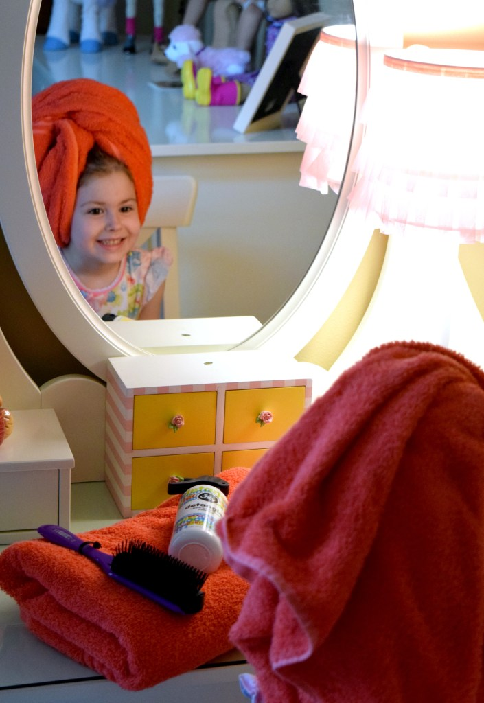 Find out why I'm loving SoCozy Haircare for Kids. Hint...my daughter is smiling after washing her hair and so is mom, no more crying!