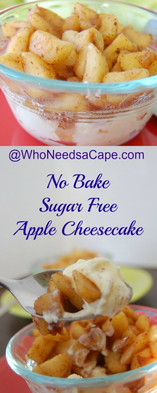 Sugar-Free No Bake Cheesecake will tempt your taste buds. Make it in minutes and enjoy this rich, savory dessert that's so simple to make.