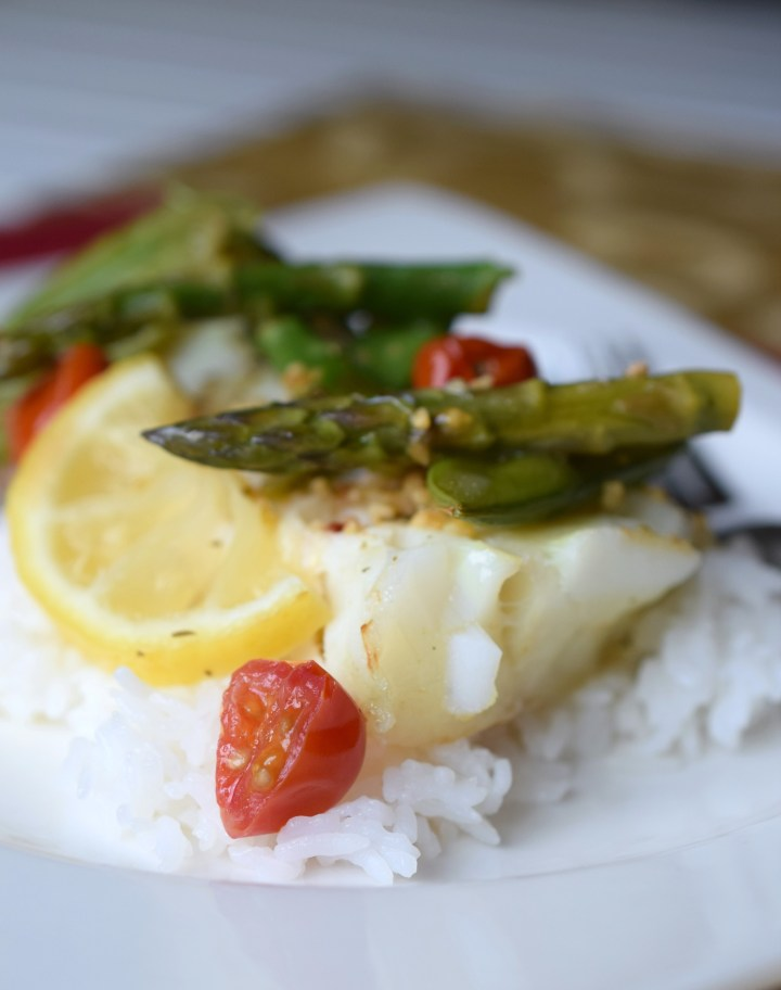 Cod & Veggie Packet Meals are an easy to prepare meal that delivers delicious flavors in no time. Perfect for entertaining, this meal is done in a flash.