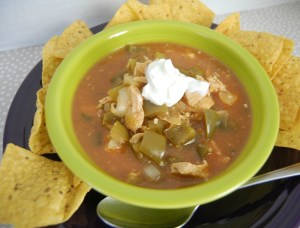 BBQ Chicken Chili 3