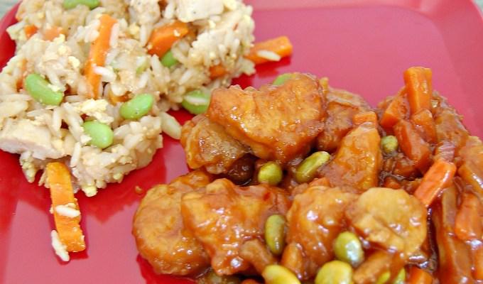 Chinese Family Dinner