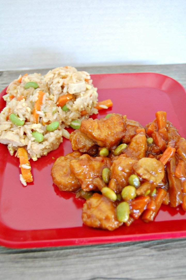 Chinese Family Dinner 1