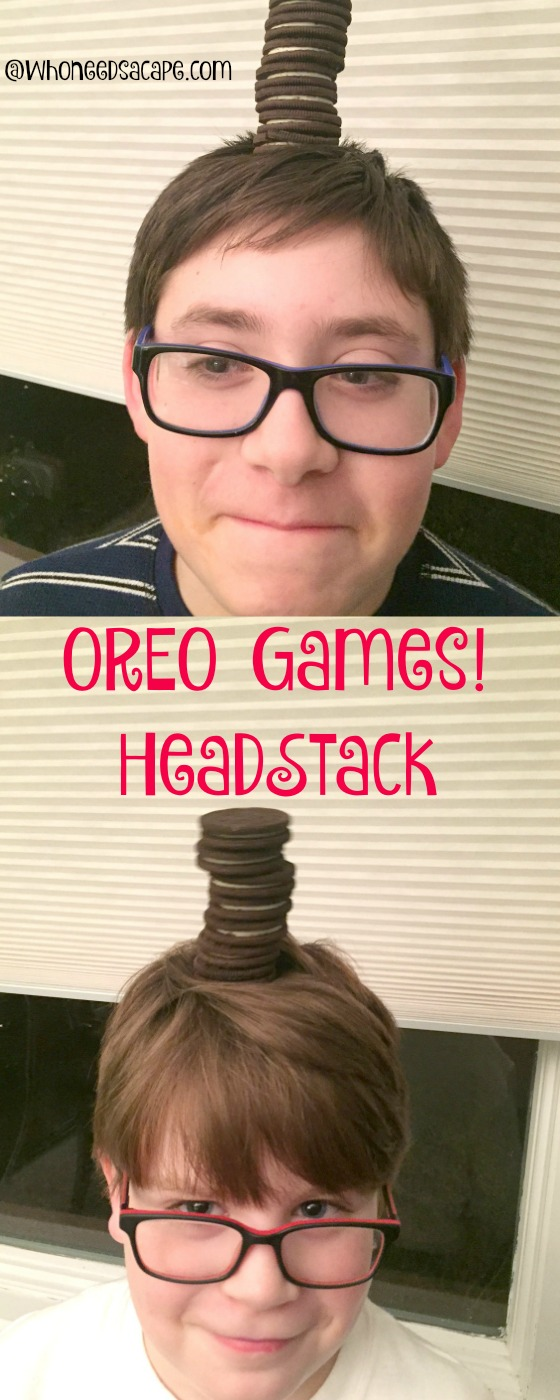 OREO Games Headstack