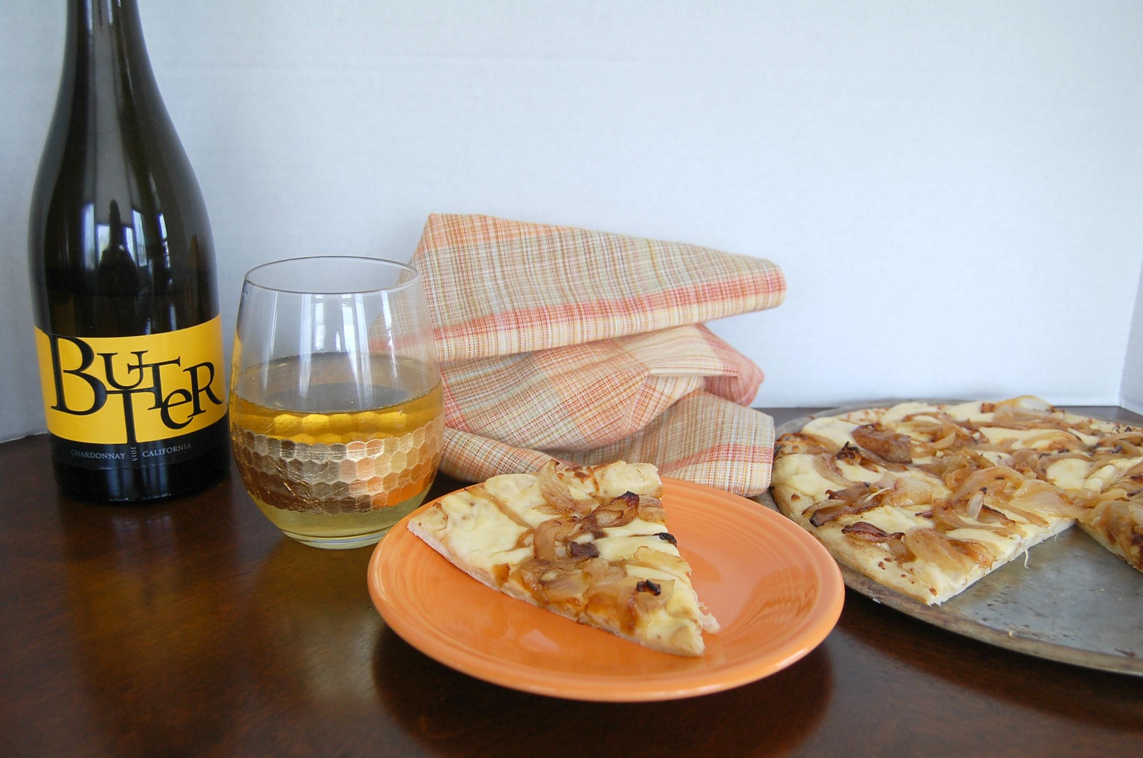 Caramelized Onion Flatbread 4