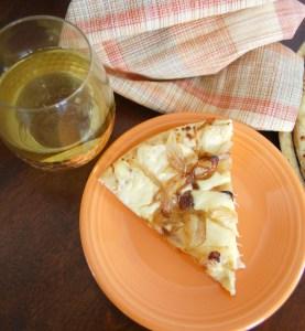 Caramelized Onion Flatbread 6