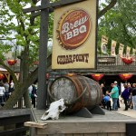 Cedar Point Brew and BBQ a Tasty Sampling Event