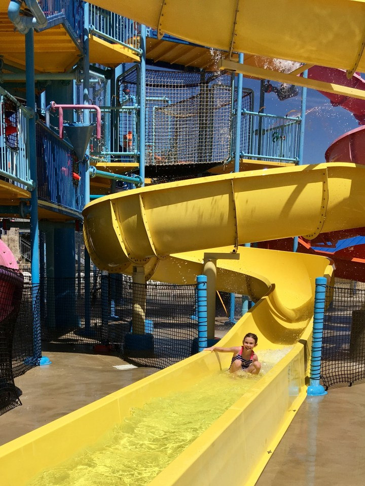 From thrill rides to water slides Michigan's Adventure is a full day of summer fun! Take a trip, you'll understand why we had such a great visit.