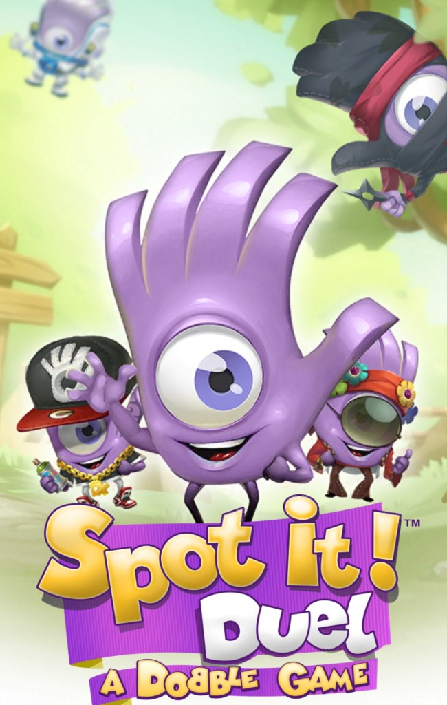 Summer doldrums hitting your kids? Download the free Spot It! Duel app and let them have some symbol matching fun on this family friendly game.