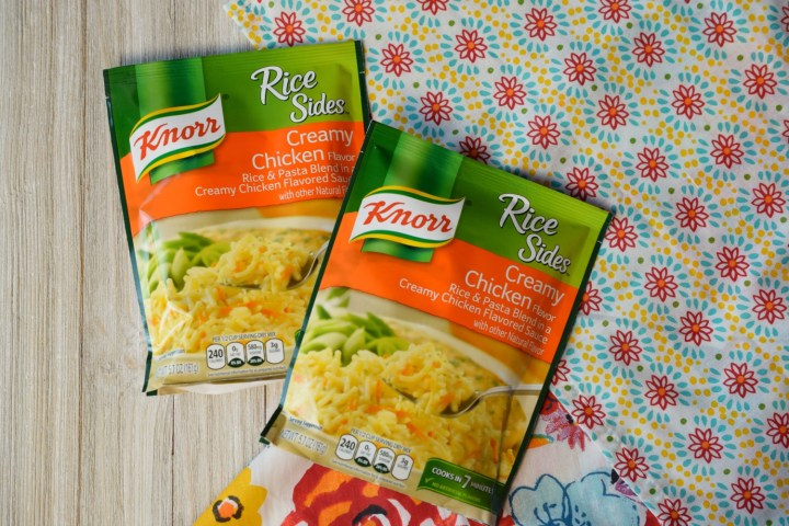 Need a delicious meal that's ready in no time? Try out Garden Market Chicken by Knorr®, this easy to prepare meal will be a new family favorite.