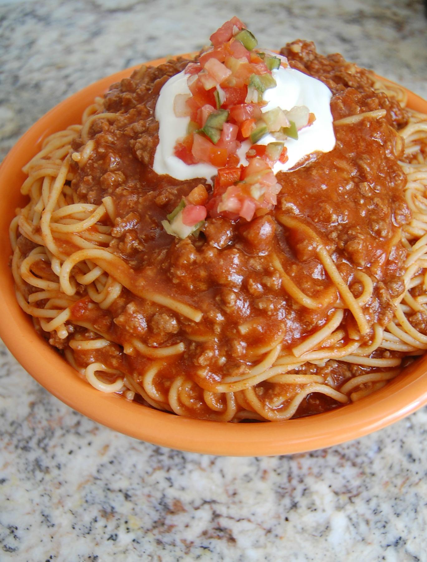 Favorite Spaghetti and Meatballs Recipe