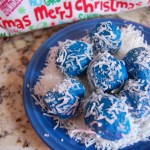 Snowballs No Bake Truffles