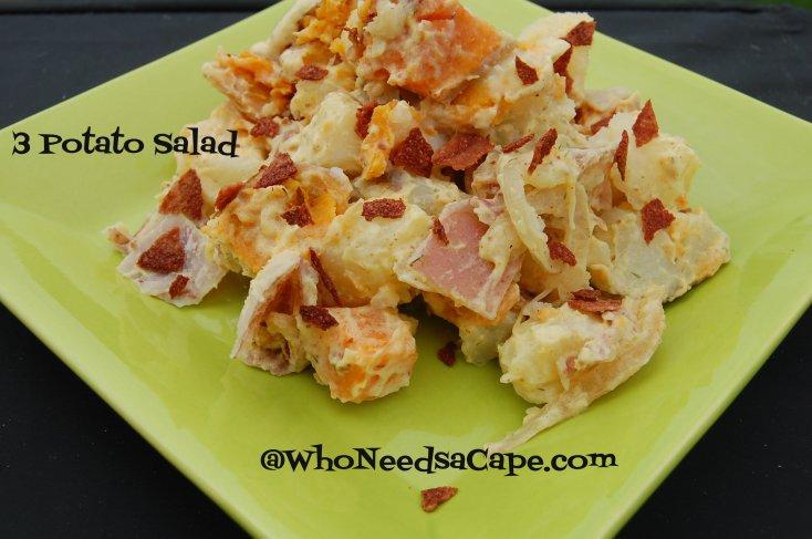 3 Potato Salad