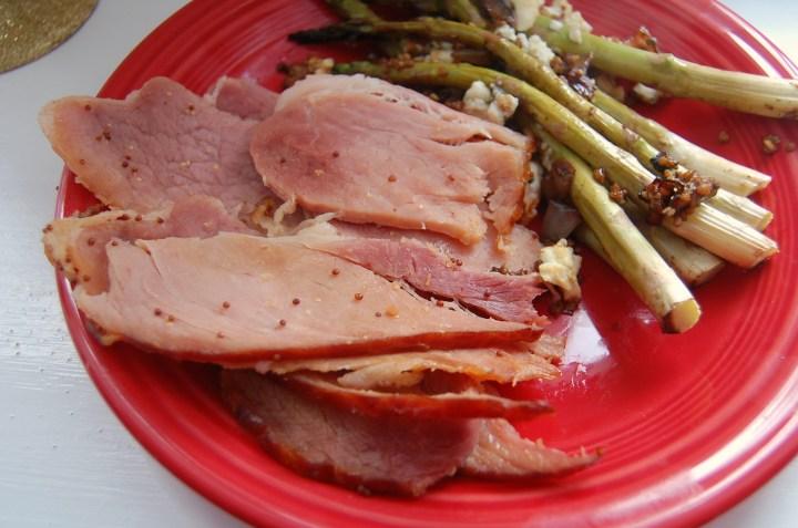 Brown Sugar Mustard Ham