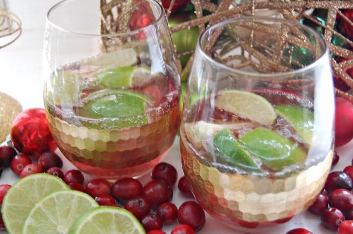Feliz Navidad Cocktail