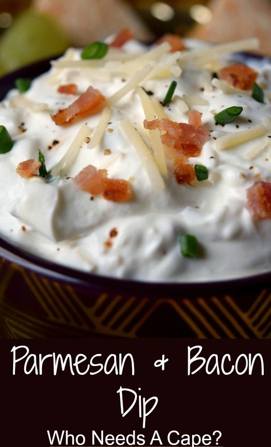 Parmesan & Bacon Dip