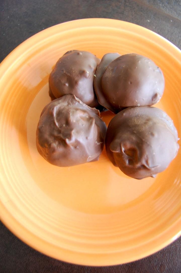 Pumpkin OREO Balls