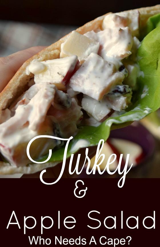 Turkey & Apple Salad
