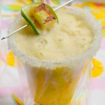 Grilled Pineapple Margaritas