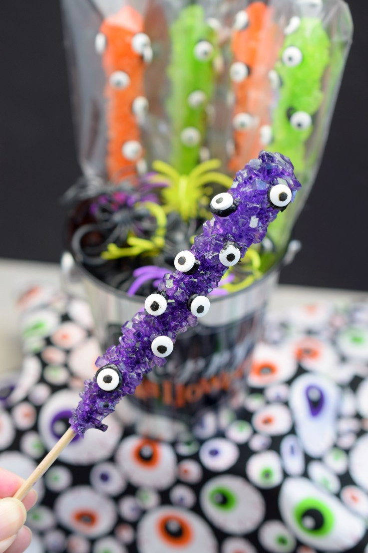 Eye of Newt Halloween Wands