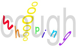 whooping cough logo