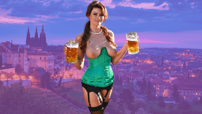 10 Euro Sex Parties Where I Gained a Perverted Education