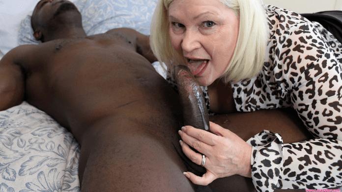 Lacey Starr British granny porn