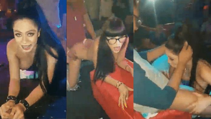 Putas Tijuana love fucking in public
