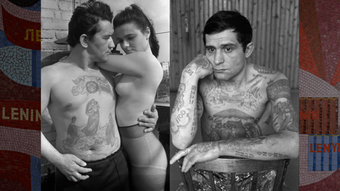 Wrapping up on Russian prison tattoos
