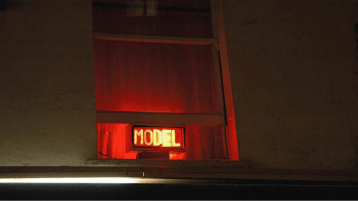 Red light sex in Blackpool