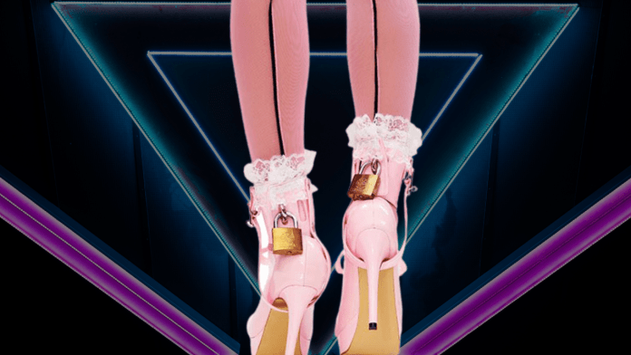 Sissy feet accessories for high heel training