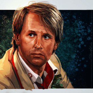 The Fifth Doctor by Peter McKinstry