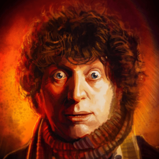 The Fourth Doctor by Peter McKinstry