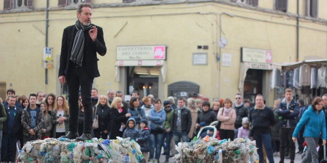 Plastic Food Project:Pierluigi Potsy Monsignori