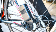 Portable Energy, Charge Your Phone While You Bike