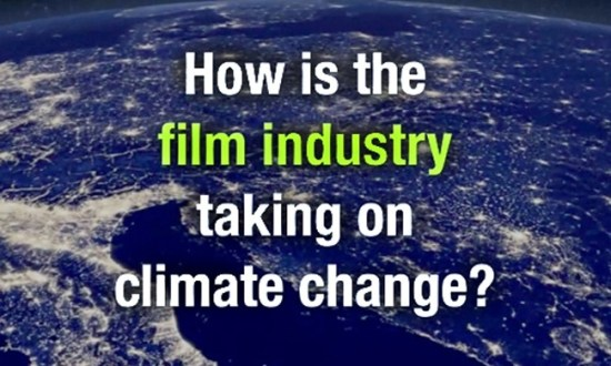 Connect4Climate: Greening the Film Industry