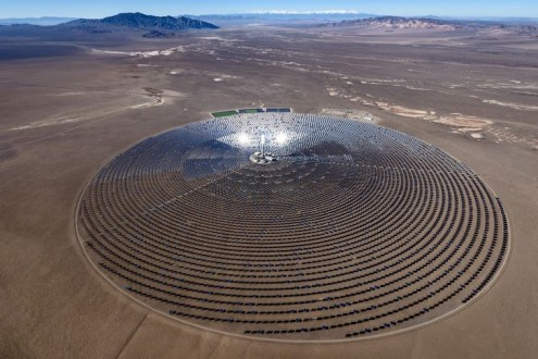 SolarReserve, Would Power 1 Million U.S. Homes