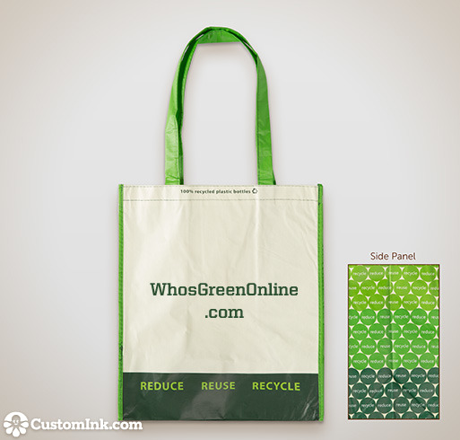 Reusable Totes and T-Shirts!