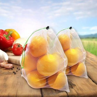 Reusable Produce Bags by Amazon.com