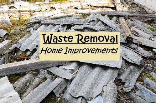 Waste Removal for Home Improvements