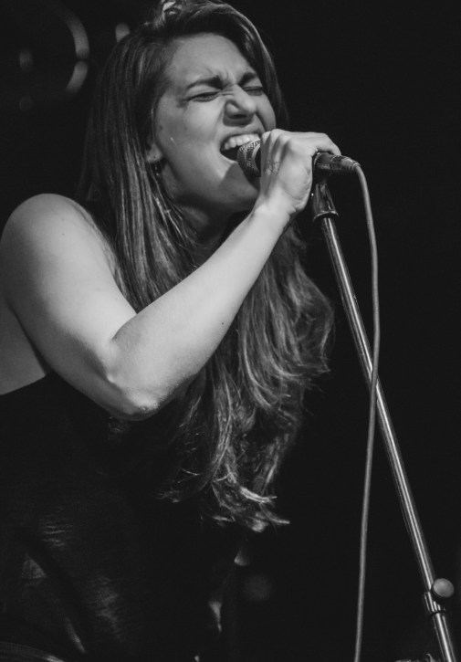 Who's the Ross? - Kit Kat Club - Laura Ivancie singer/songwriter