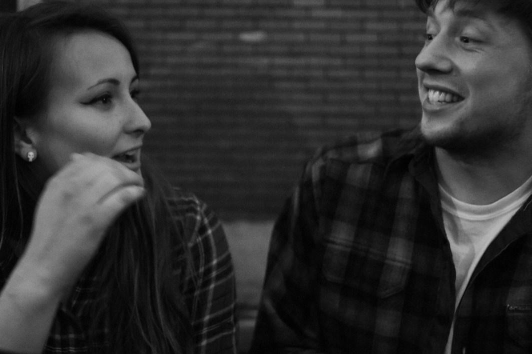 Who's the Ross? - Kit Kat Club - writer's meeting w/ Rachel Mundt & Andy Clark