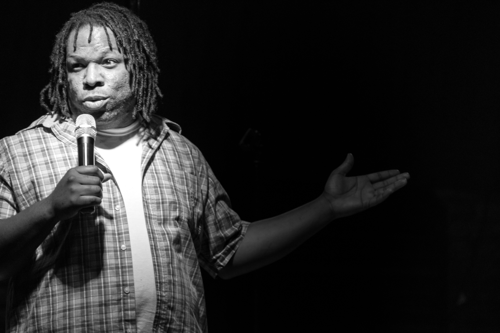 Who's the Ross? - Kit Kat Club - Comedian Nathan Brannon