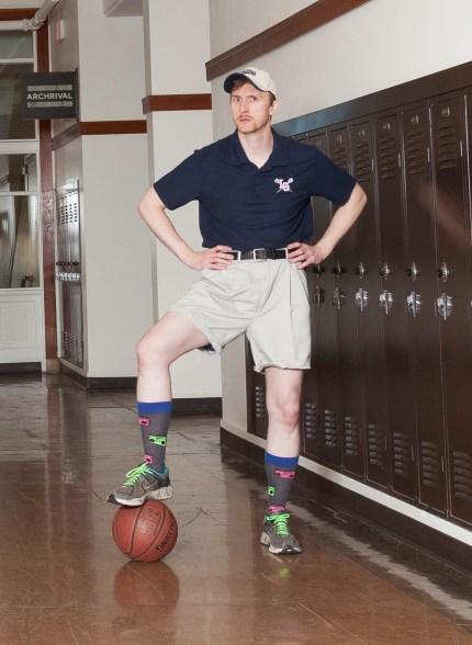 Jim Teacher - Gym Teacher