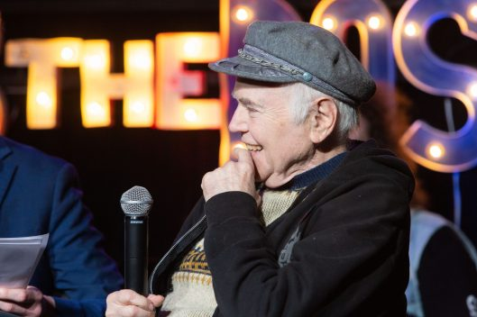 "Walter Koenig Chekov Star Trek tv television star actor legendary movie Nuclear Wessels book Beaming Up Getting Off interview late-night talk show ""Who's the Ross?"" Aaron Ross host best comedy comedian humor funny stories LA Los Angeles Silver Lake El Cid"