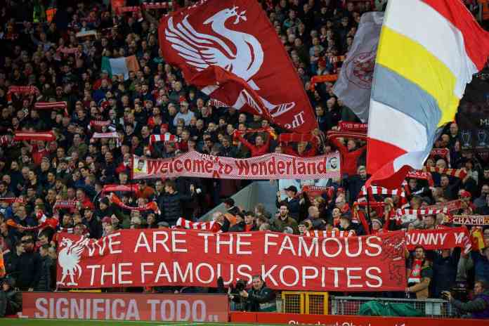 "Premier League closer to safe standing with ""positive impact"" ruling -  Liverpool FC - This Is Anfield"